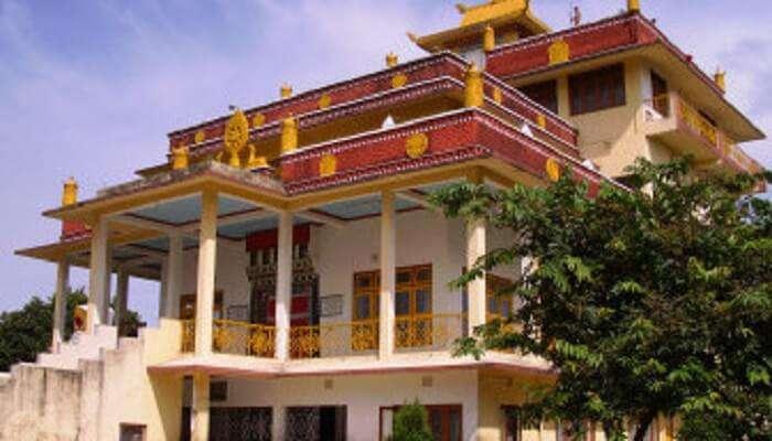 Sed Gyued Monastery Siliguri