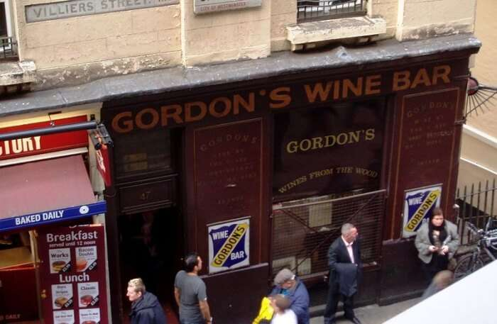 The Gordon's Wine Bar