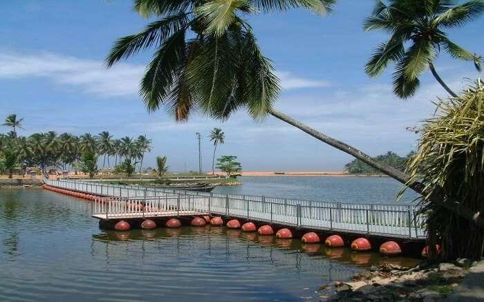 The gorgeous Veli lake