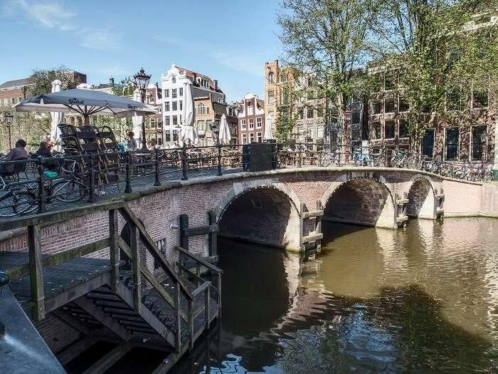 Torensluis amsterdam