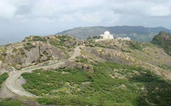 Trekking to Guru Sikhar - The highest peak of Aravalli