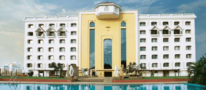 all about luxurious stay