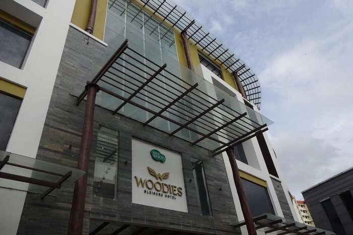 Woodies hotel