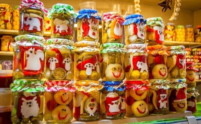 budapest shopping pickle jars cover image