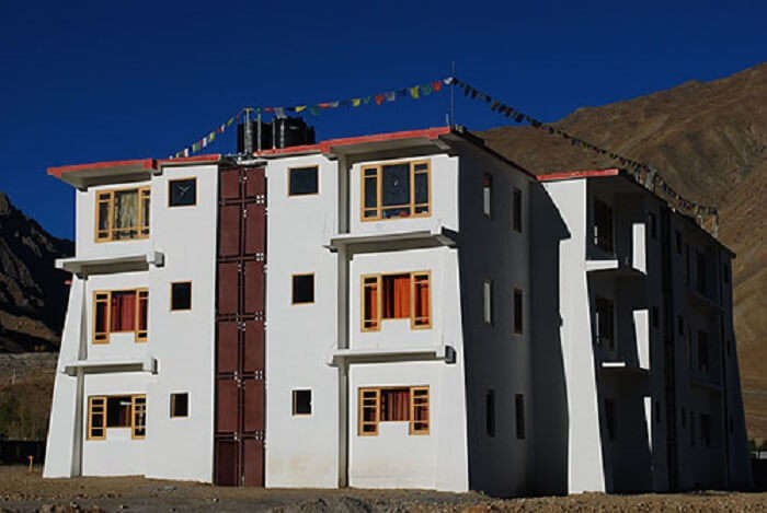 hotel in spiti valley