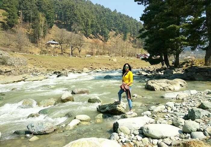 Chashme Shahi Kashmir