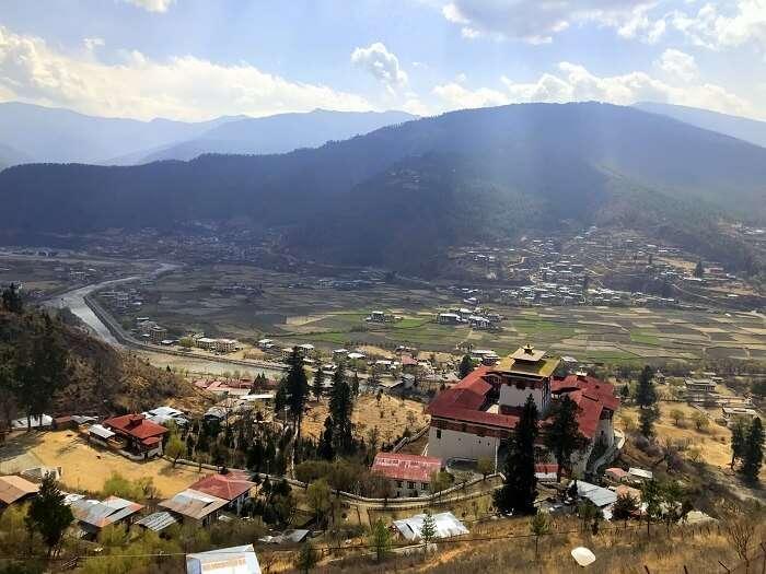 mahesh bhutan trip day 1