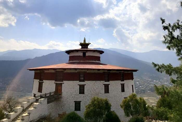 mahesh bhutan trip near paro airport