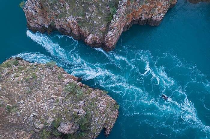 Horries falls in Talbot island