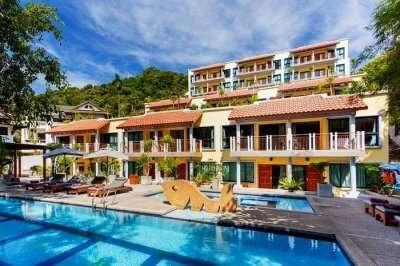 Budget phuket resorts