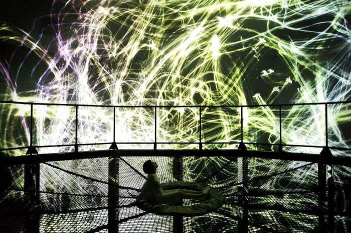 Mori Building Digital Art Museum japan