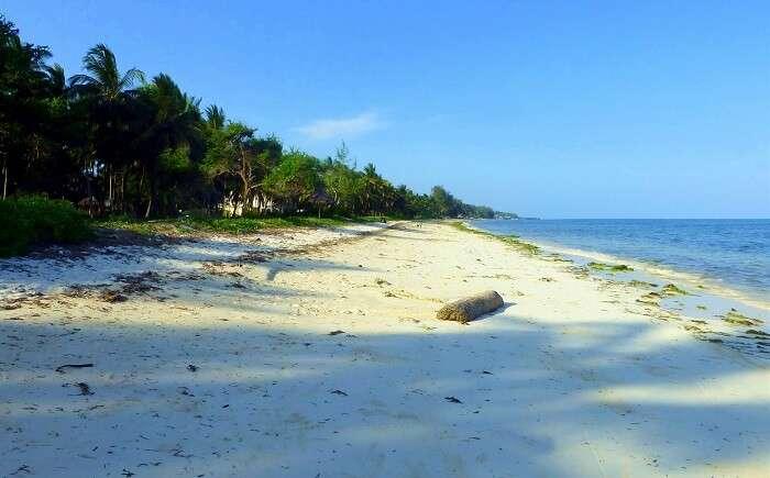 Kikambala Beach