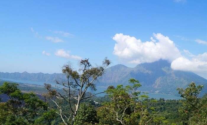 Mount Kintamani Bali