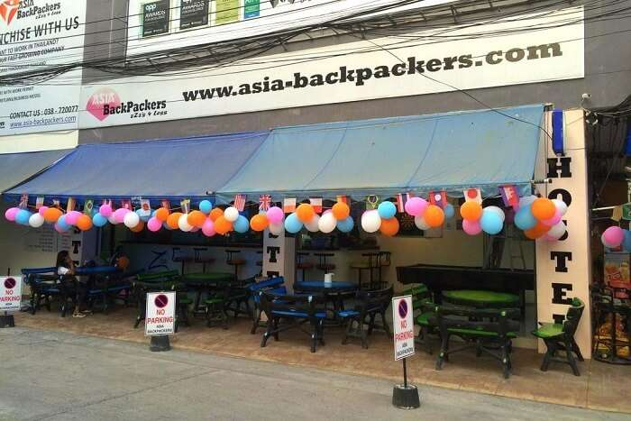 Asia BackPackers