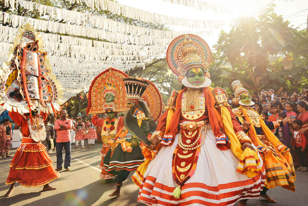the most iconic cultural festival in India