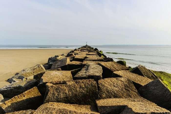 Breezy Point Beach Maryland