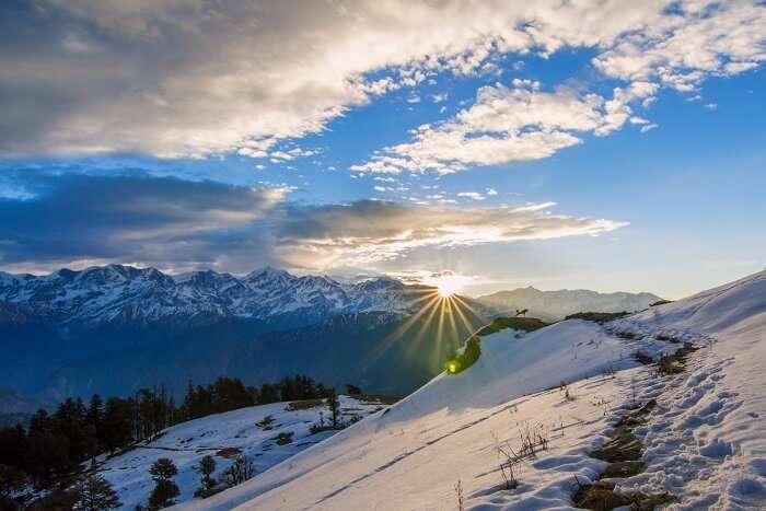 Climb Mount Thelu uttarkashi