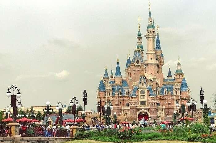Disneyland_Shanghai