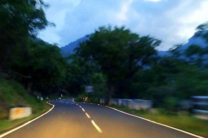Drive slow on Ooty roads