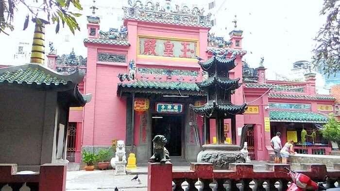 Emperor Jade Temple