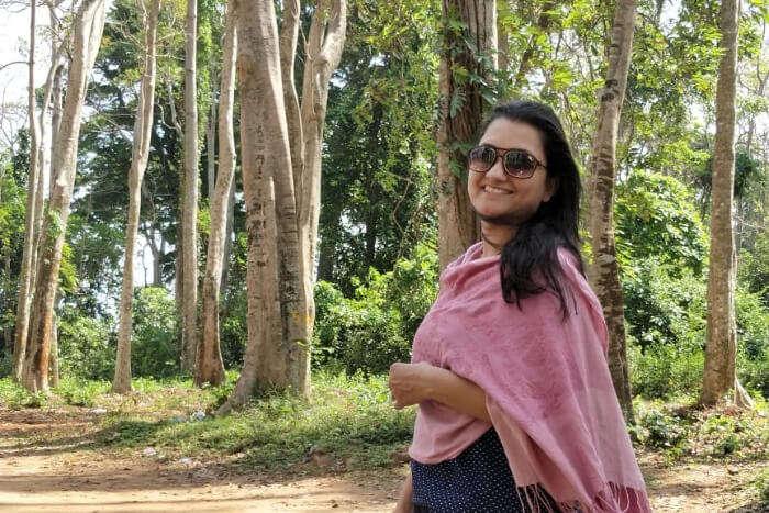rahul andaman honeymoon forest