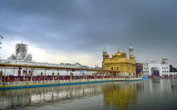Golden Temple - Up, close, & personal with divine intervention