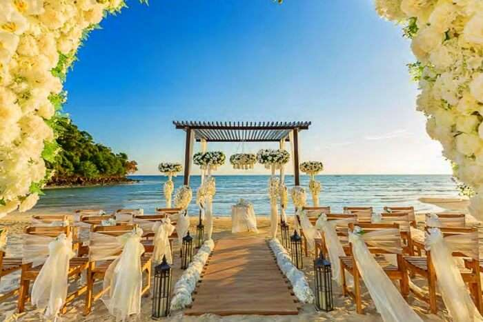 Have the perfect Destination Wedding at the Garden of Eden