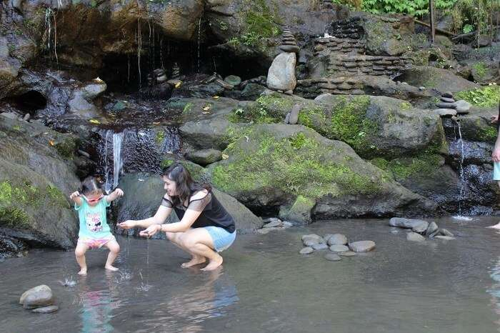 Tegenugan waterfall in Bali