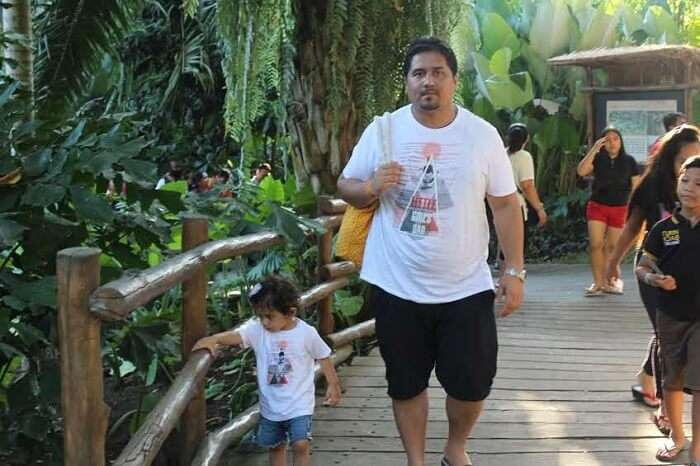 wildlife Safari tour in Bali