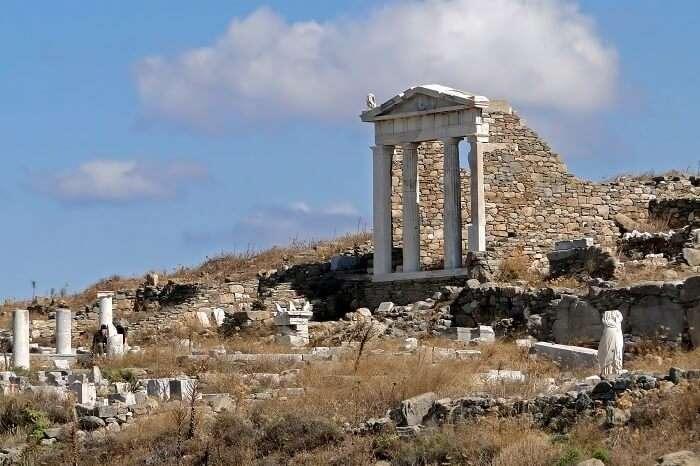Island Of Delos