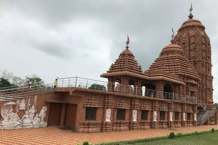 Shri Jagannath Temple Dibrugarh, Assam