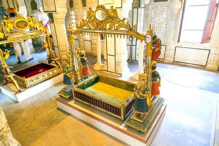 Jhanki Mahal mehrangarh fort