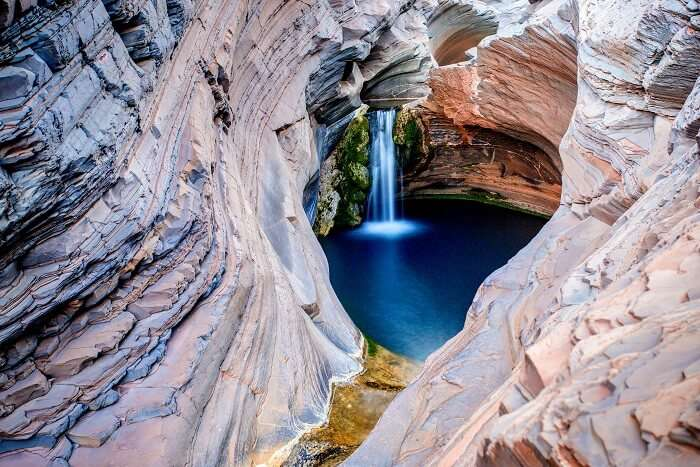 Karijini National Park australia cover image