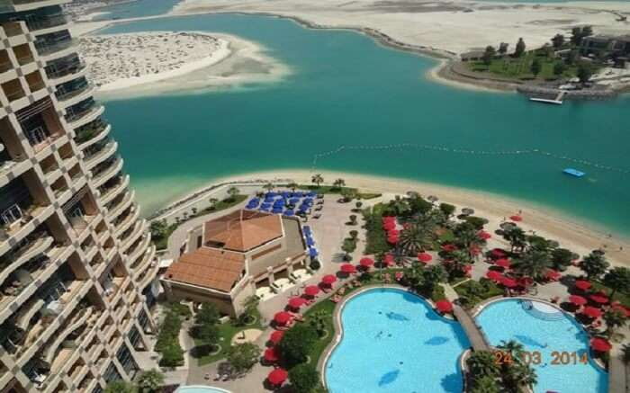 Khalidiya Palace Rayhaan by Rotana - Views worth dying!