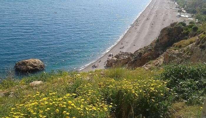 Konyalaati Beach Turkey