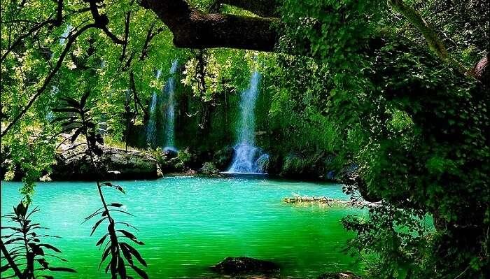 Kursunlu_waterfall
