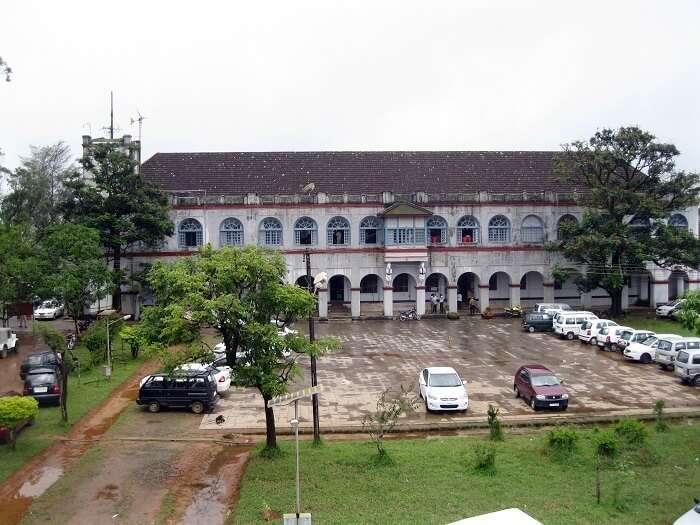 Madikeri_fort