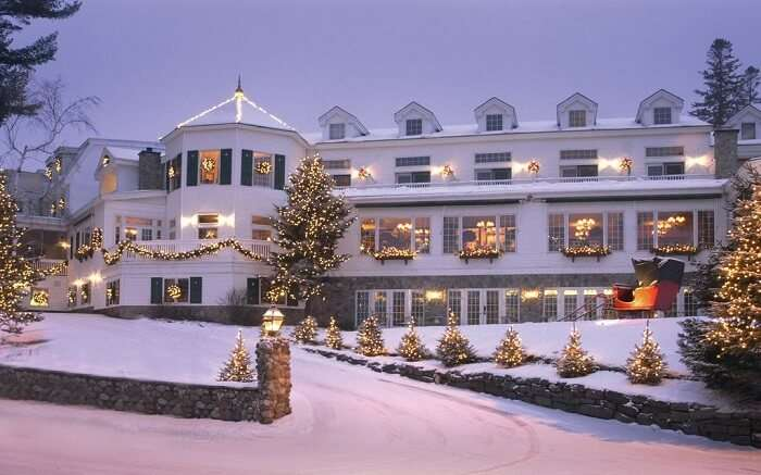 Mirror Lake Inn Resort and Spa s