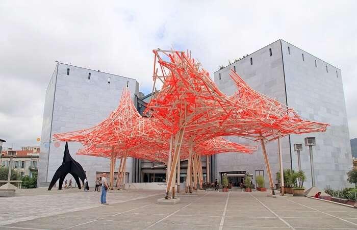 Musee d'Art Modern et d'Art Contemporain