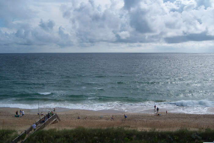 Nags Head Beach, North Carolina