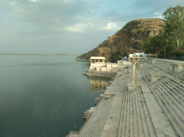 Nand Samand Dam nathdwara