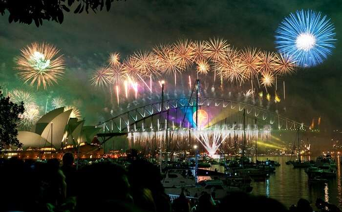 New Year's Eve australia