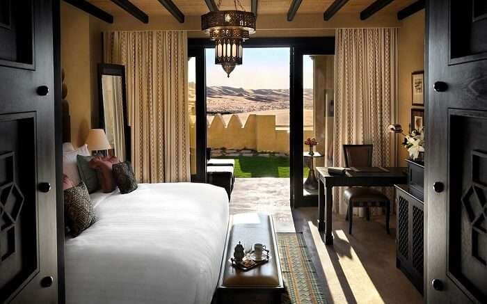 Qasr Al Sarab - For the memorable sunrises in the dun