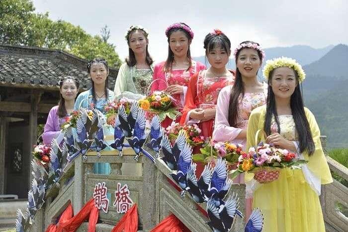 Qixi Festival China