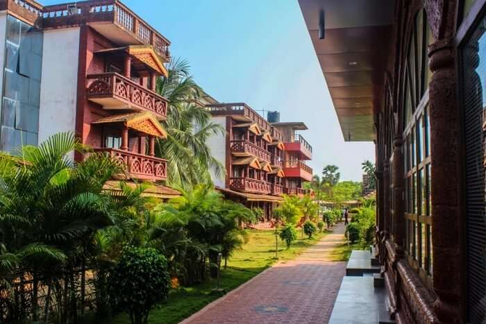 Red Rock Residency Resort mangalore