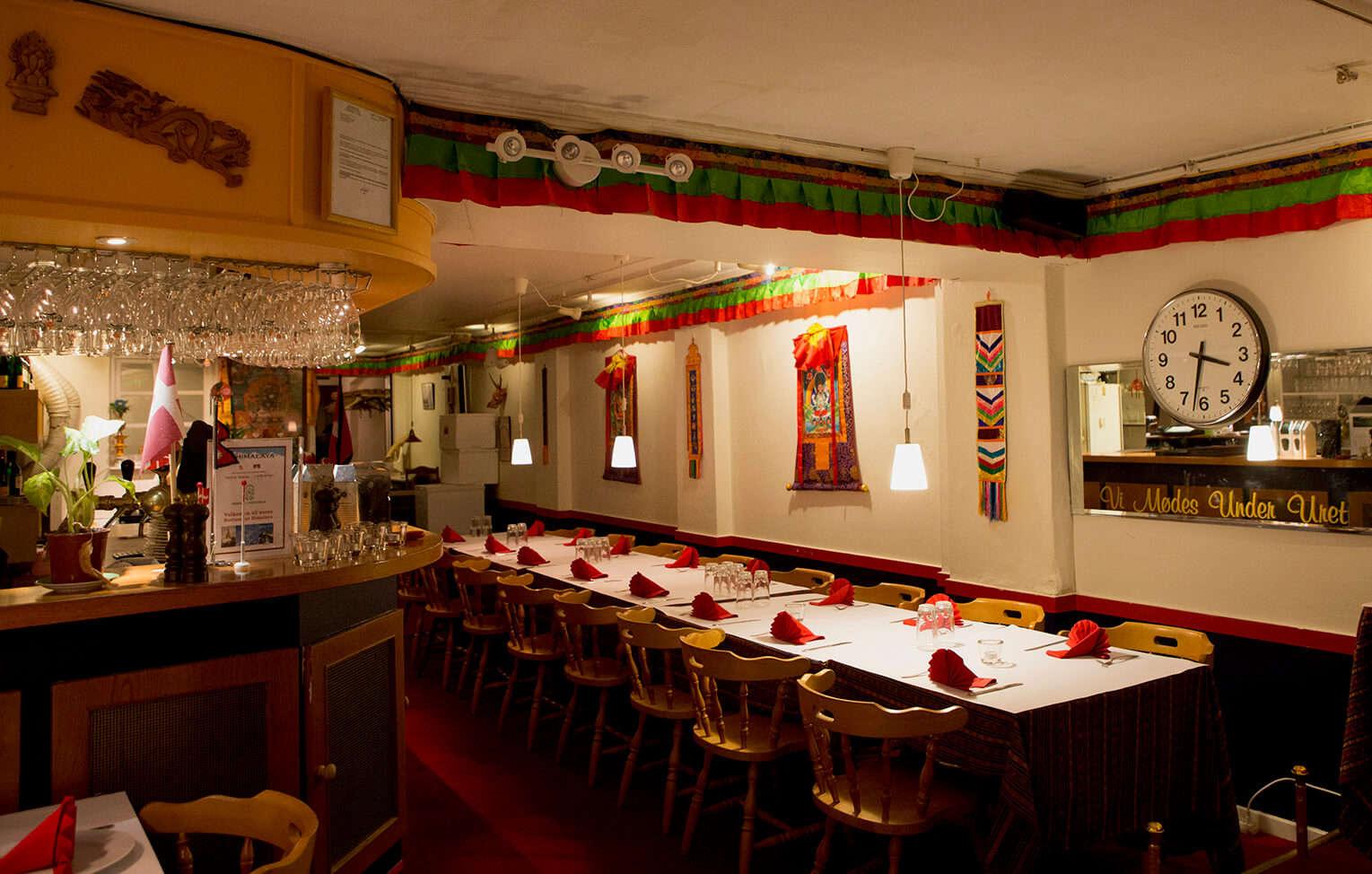 Restaurant Nepali Bhancha