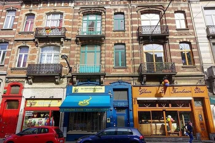 Rue du Bailli