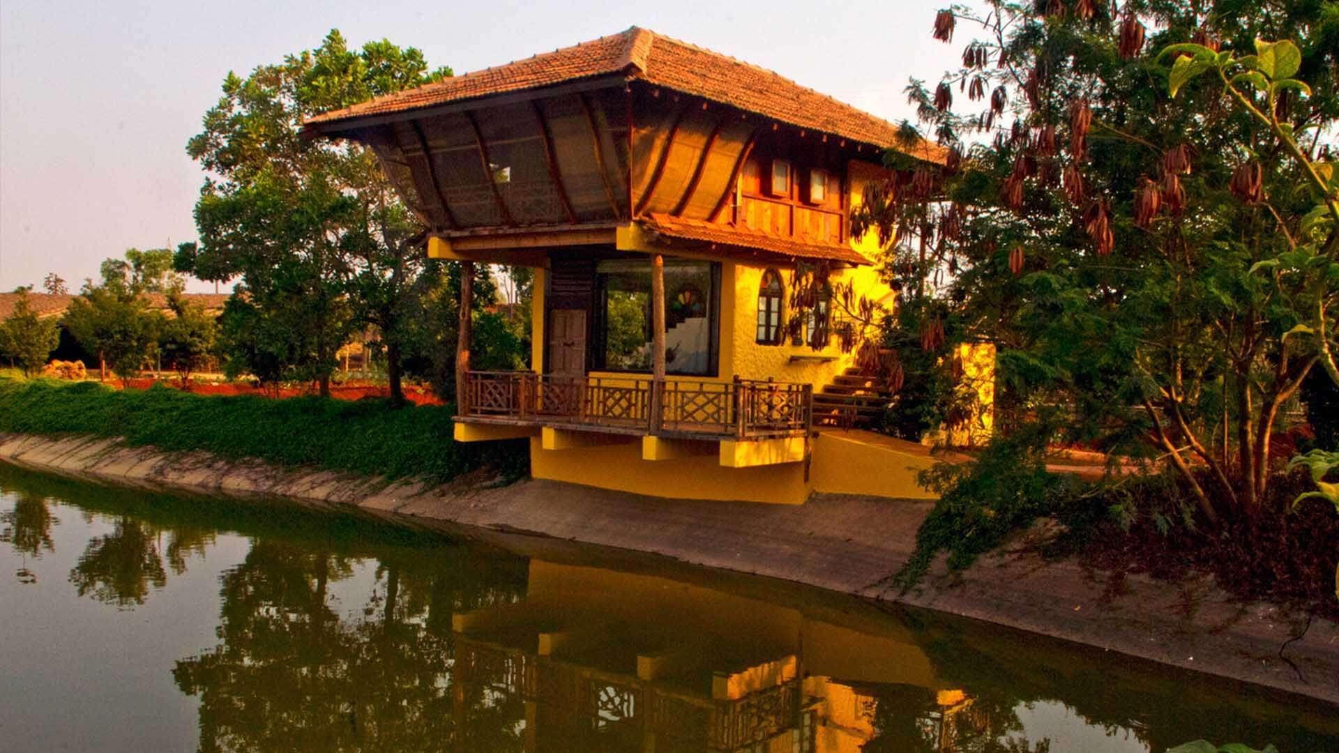 Sankalp Bhumi resort in Belgaum