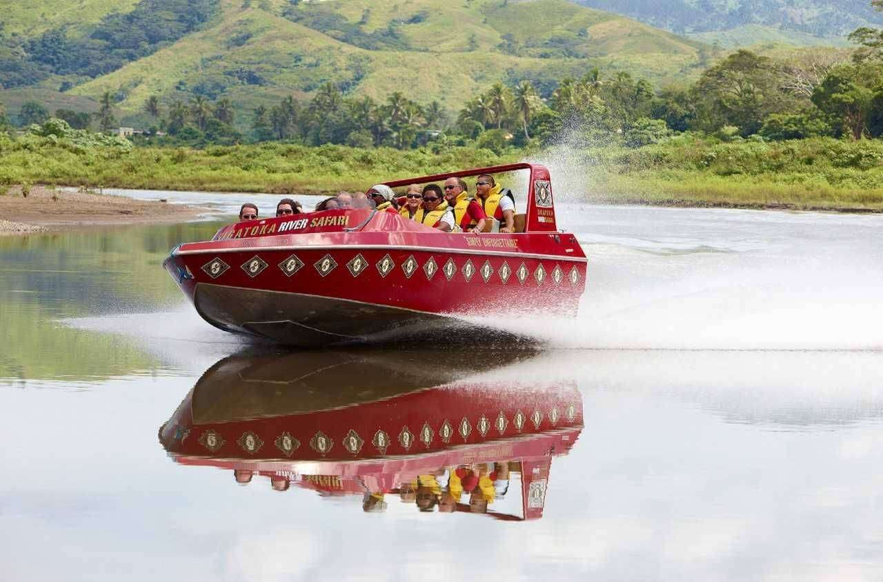 Sigatoka River Safari