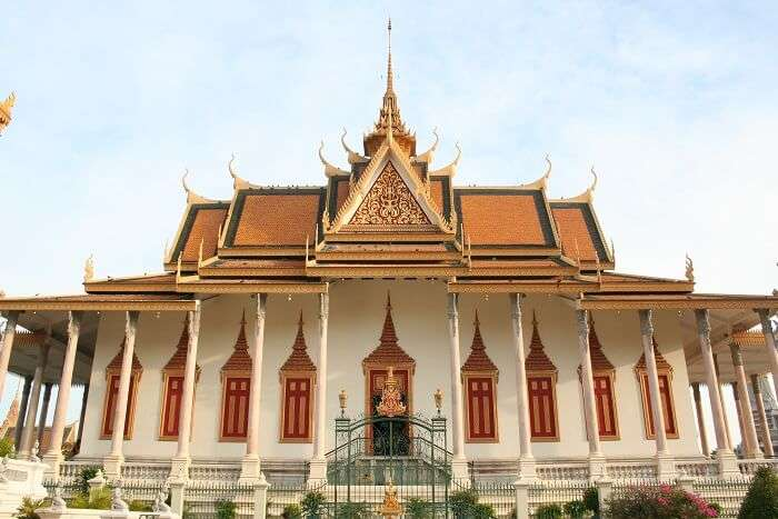 famous pagoda in cambodia